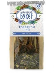 "Чай травяной ""Алтайский букет"" Хан Алтай 80 гр"