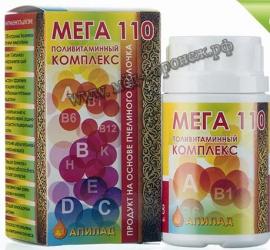 Поливитаминный МЕГА-110, 40 г