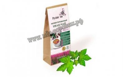 Иван-чай с листьями смородины 75г