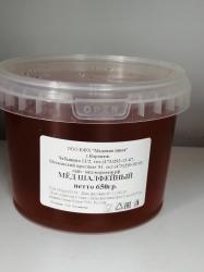 Мёд шалфейный,650г