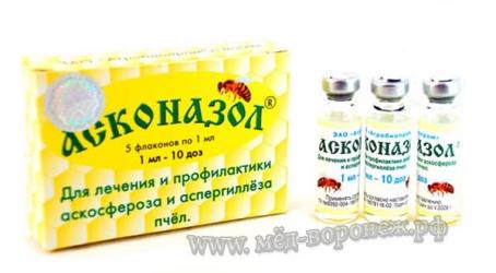 АСКОНАЗОЛ (жидкость) 1мл