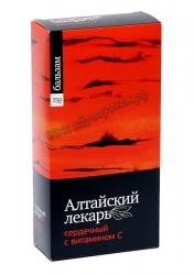 """Бальзам """" Алтайский лекарь"""" сердечный,250 мл"""
