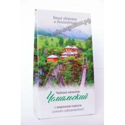 Чайный напиток с маральим корнем (левзеей сафлоровидной) Чемальский, 50г