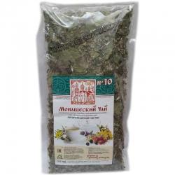 Чай монастырский «Для антипаразитный чистки» №10,100гр