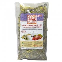 Чай монастырский «Для понижения артериального давления» (№4),100гр