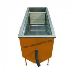 Воскотопка паровая + стол для распечатки сотовых рамок