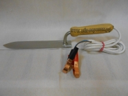 Нож для распечатки сот 12 В (Нержавейка)