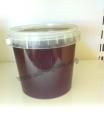 Мёд чернокленовый,1,4кг