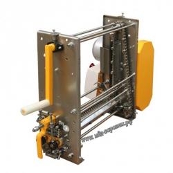 Станок для распечатки сотовых рамок полуавтоматический.