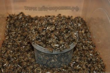 Пчелиный подмор,50г