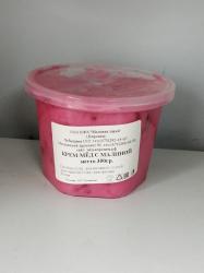 Крем-мёд с малиной,350г
