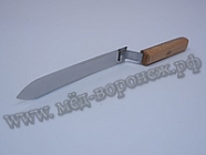 нож  200 мм,нержавейка