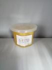 Мёд цветочный с пергой давленый прессом,350г