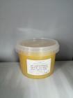 Мёд цветочный с пергой давленый прессом,650г