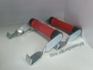 ручки для переноса куботейнеров с пластиковой накладкой 2 шт