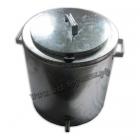 Воскотопка оцинкованная 17 литров